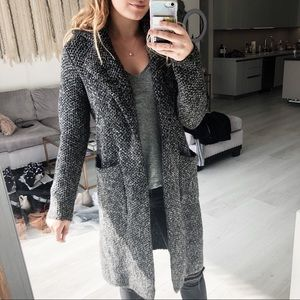 4 Sienna Long Coat